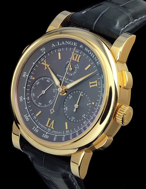 A Lange Söhne Double Split Rattrapante Chronograph Japan Edition