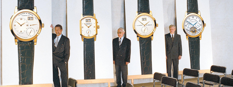 a lange söhne presentation in 1994