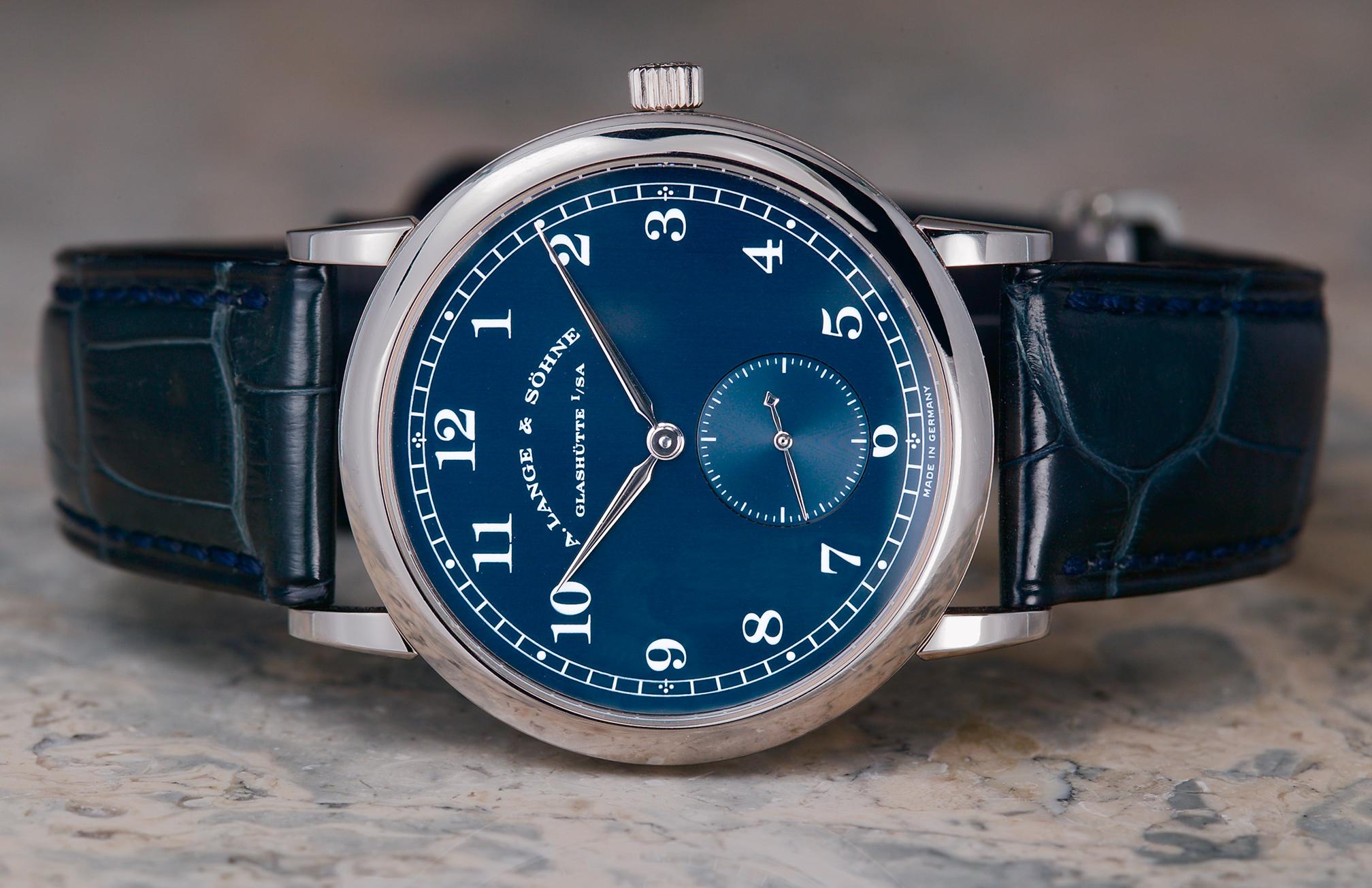 Lange 1815 blue | 221.027