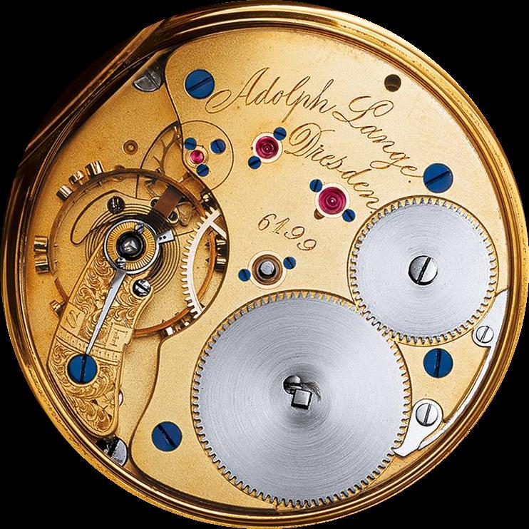 a lange sohne lange 1815 pocket watch caliber review