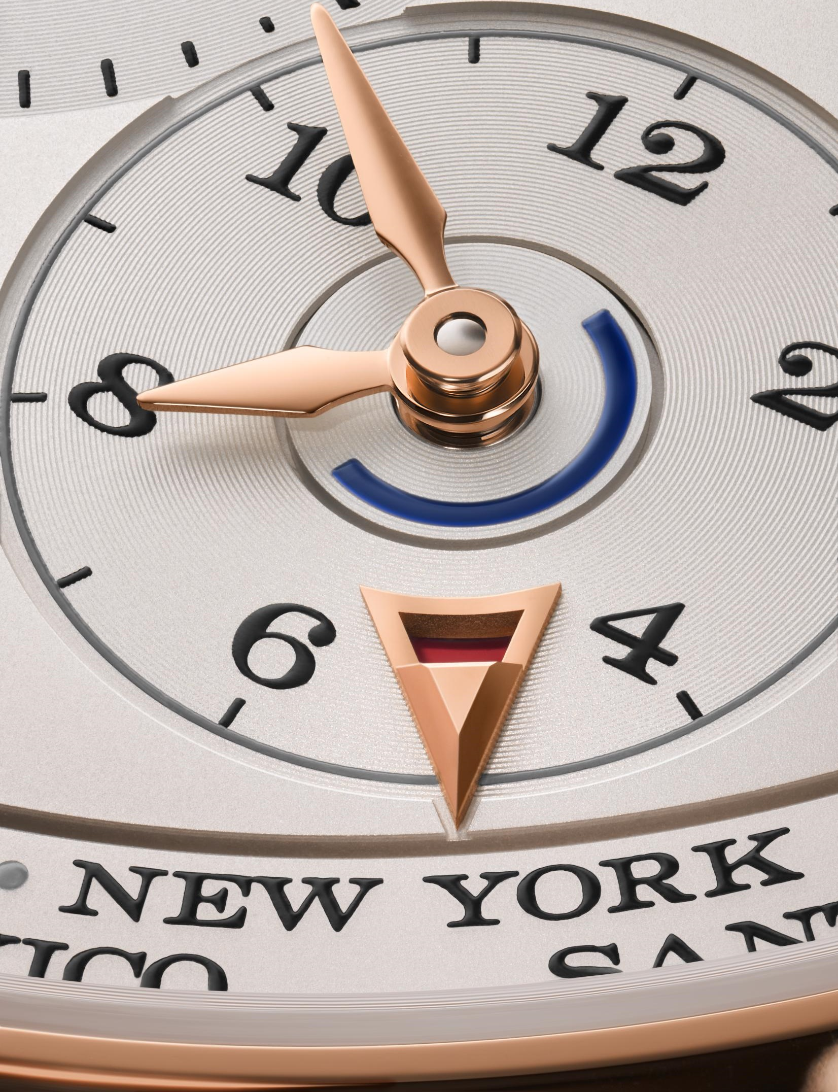 a lange sohne lange 1 timezone daylight-saving indication