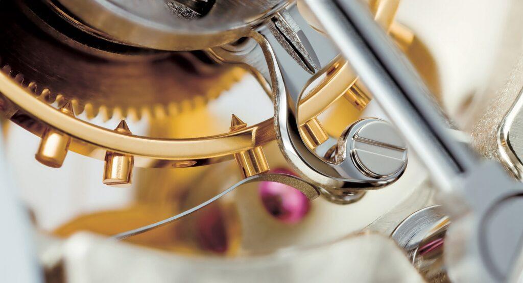 a lange söhne cabaret tourbillon stop mechanism l042.1