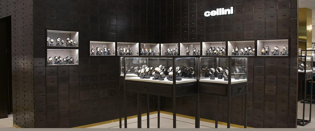 cellini new york store