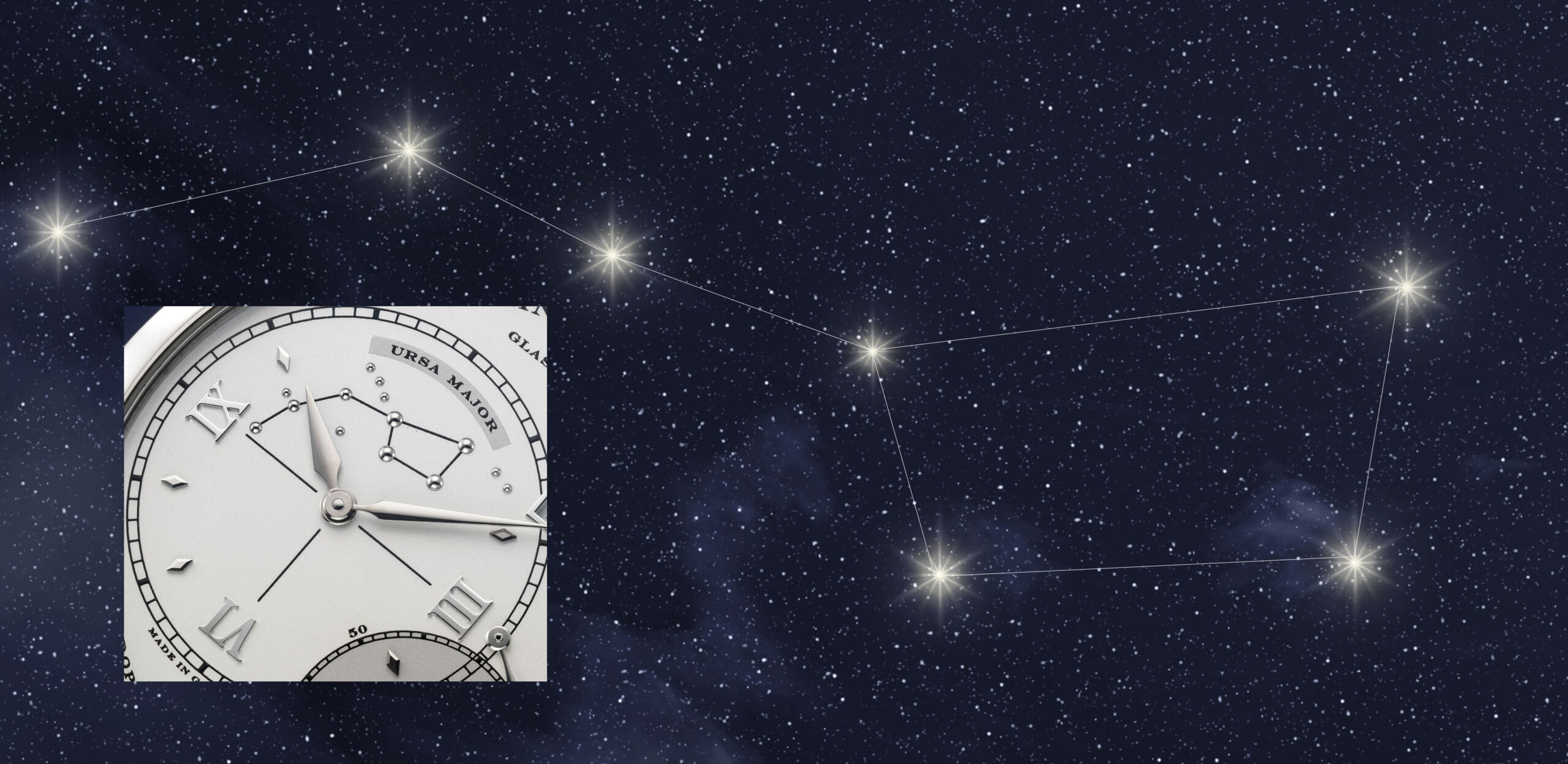 Grand Lange 1 Luna Mundi 119.026 Big Dipper Constellation