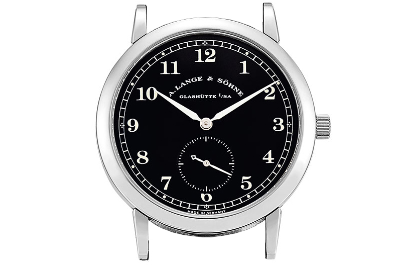 1815 stainless steel service watch