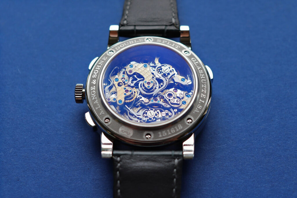 lange double split caliber l001.1