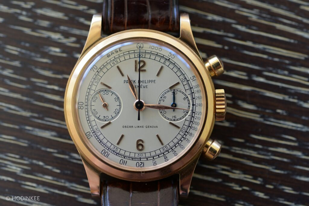 patek philippe 1463 in new old stock condition