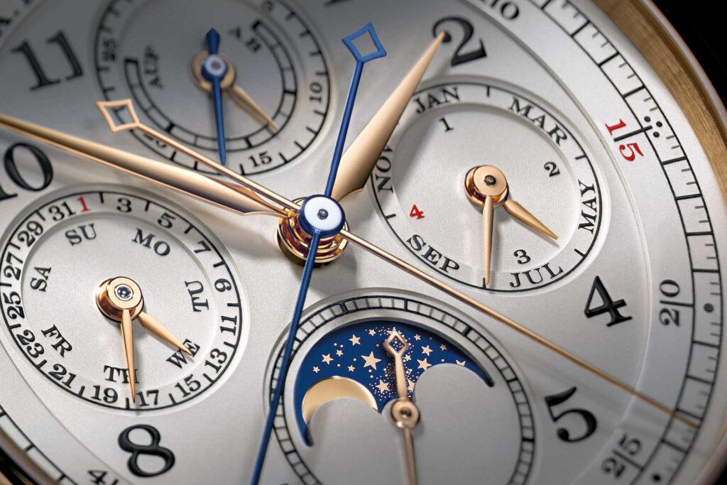 1815 Rattrapante Perpetual Calendar | pink gold 3