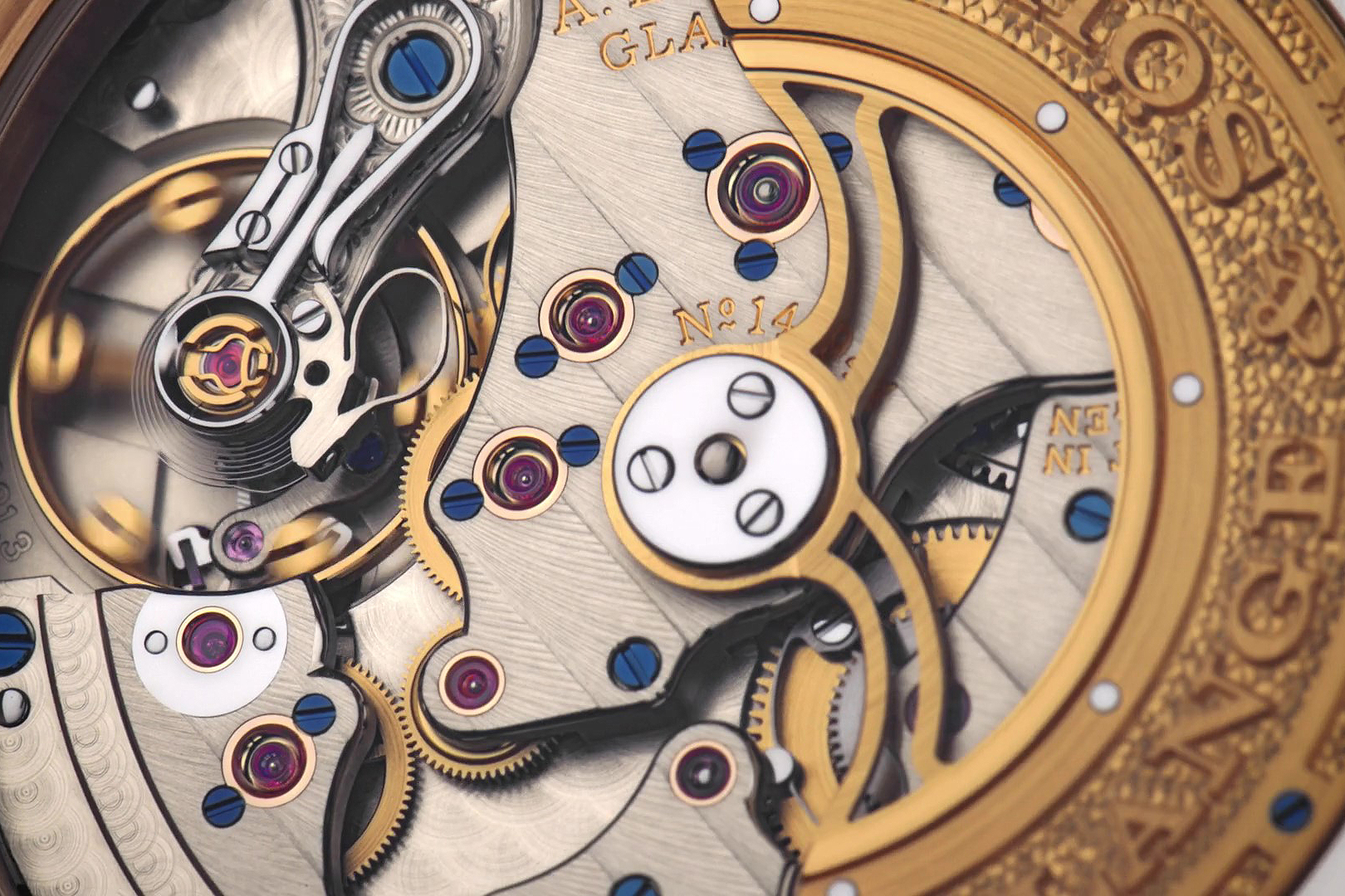 """Lange 1 """"Perpetual Calendar"""" Movemet L021.3"""