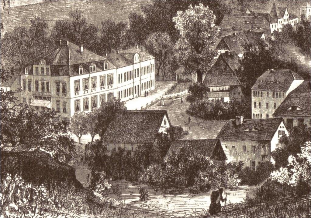 A Lange Söhne manufacture Glashütte