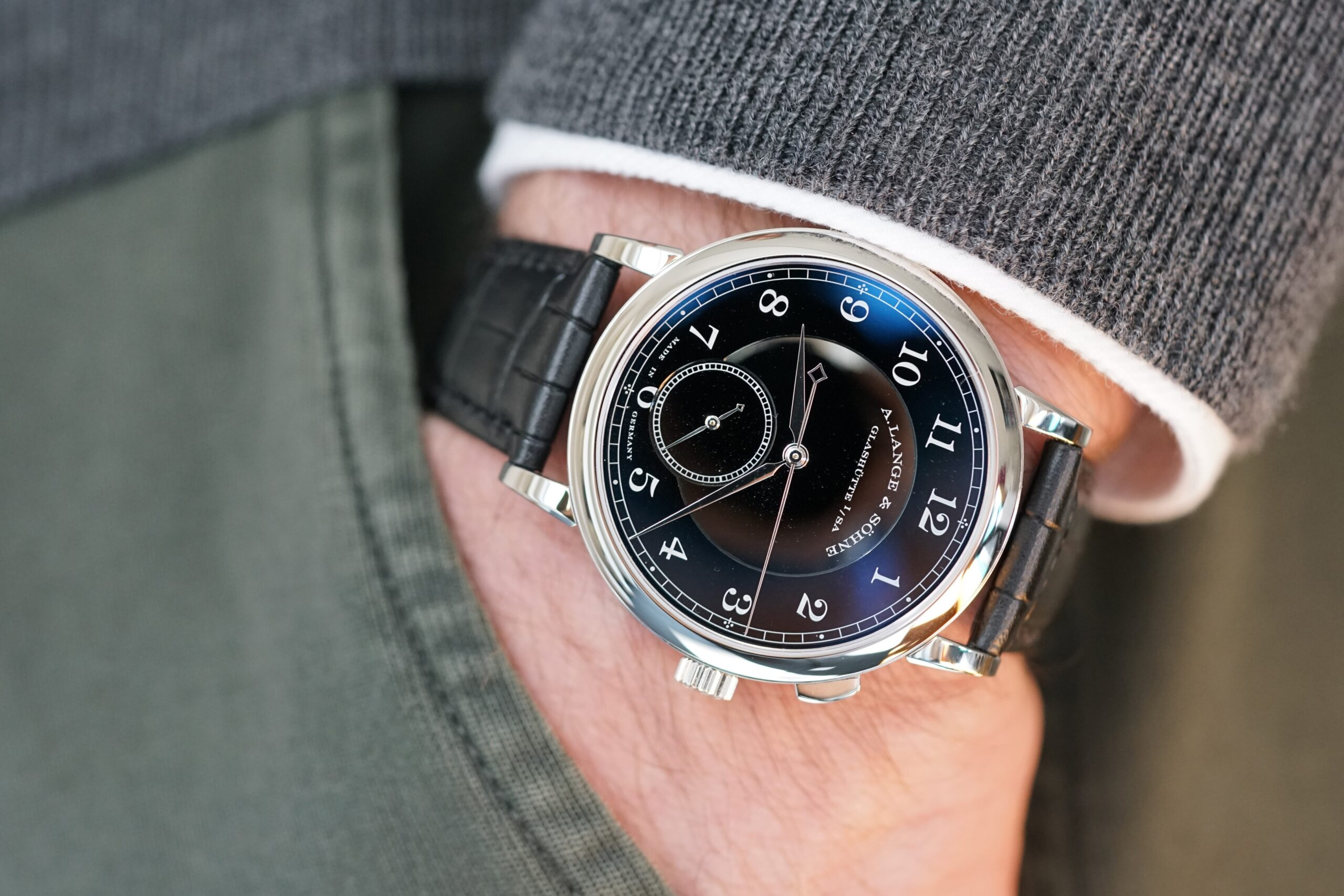 Homage to Walter Lange Stainless Steel