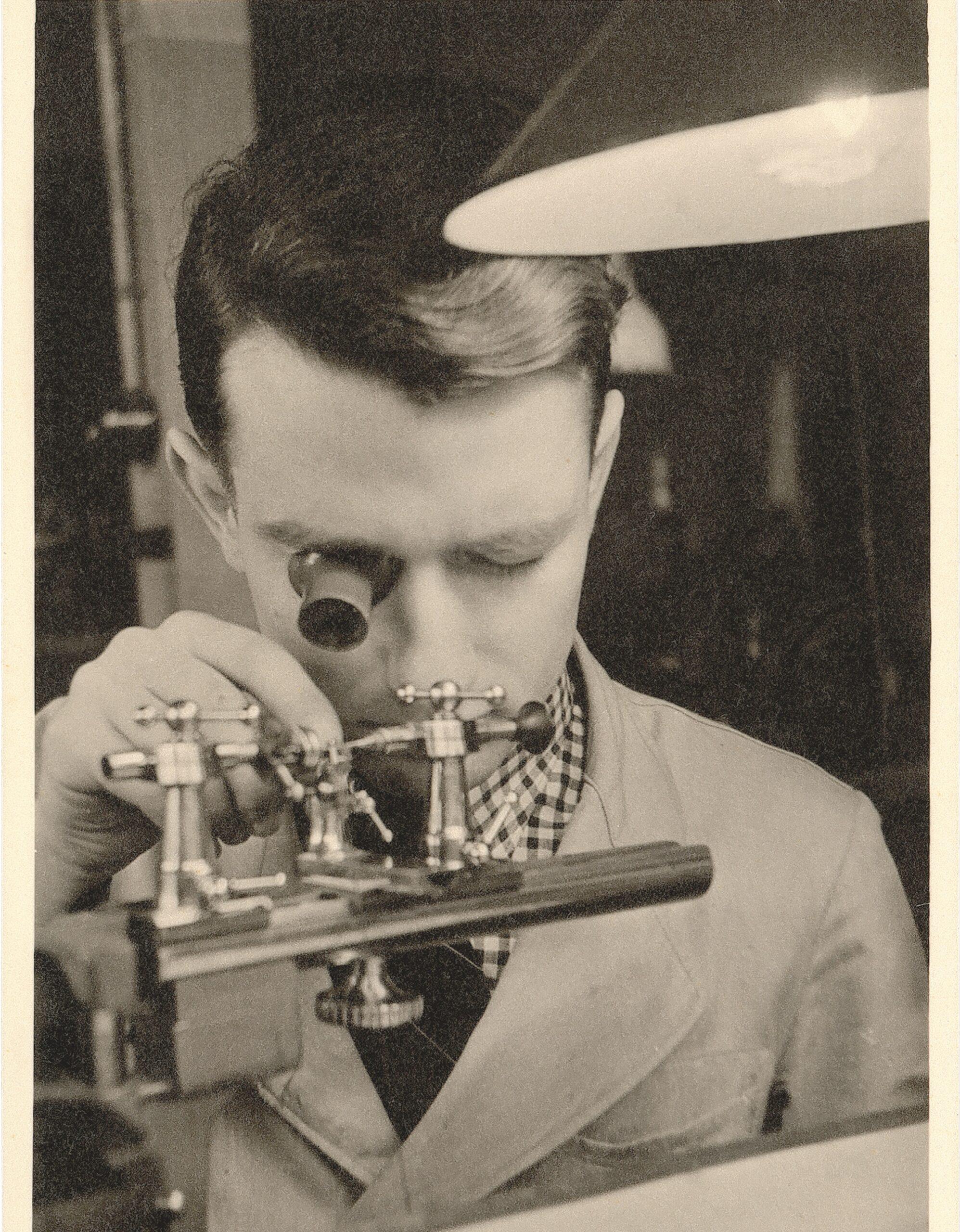 Walter Lange watchmaker