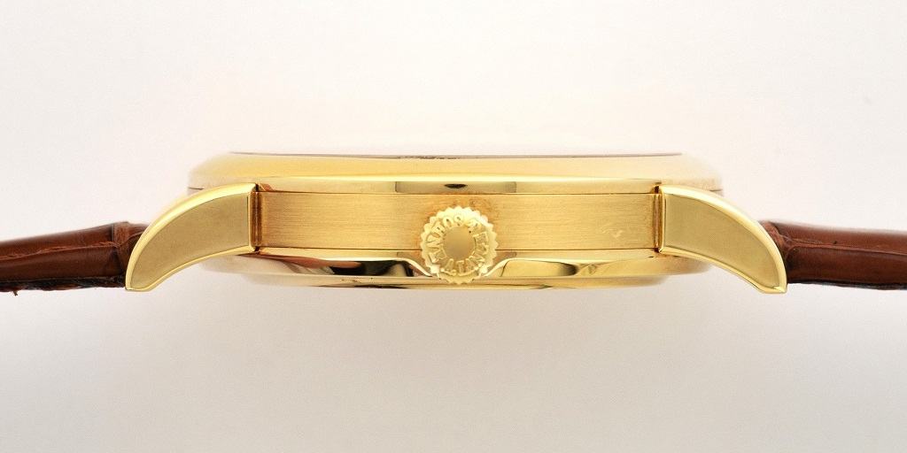 Lange 1 Yellow Gold Solid Case Back 101.001
