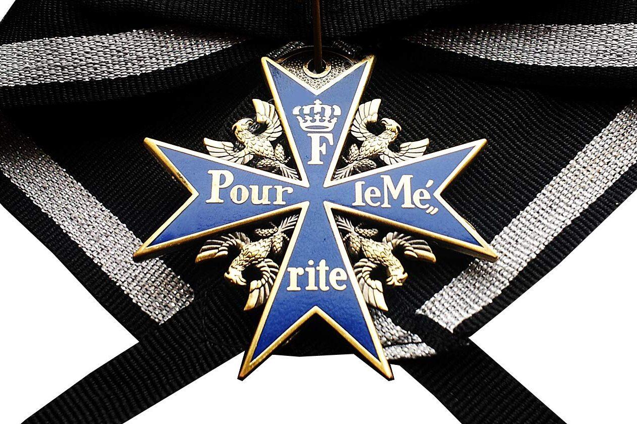 Pour le Merite Medal