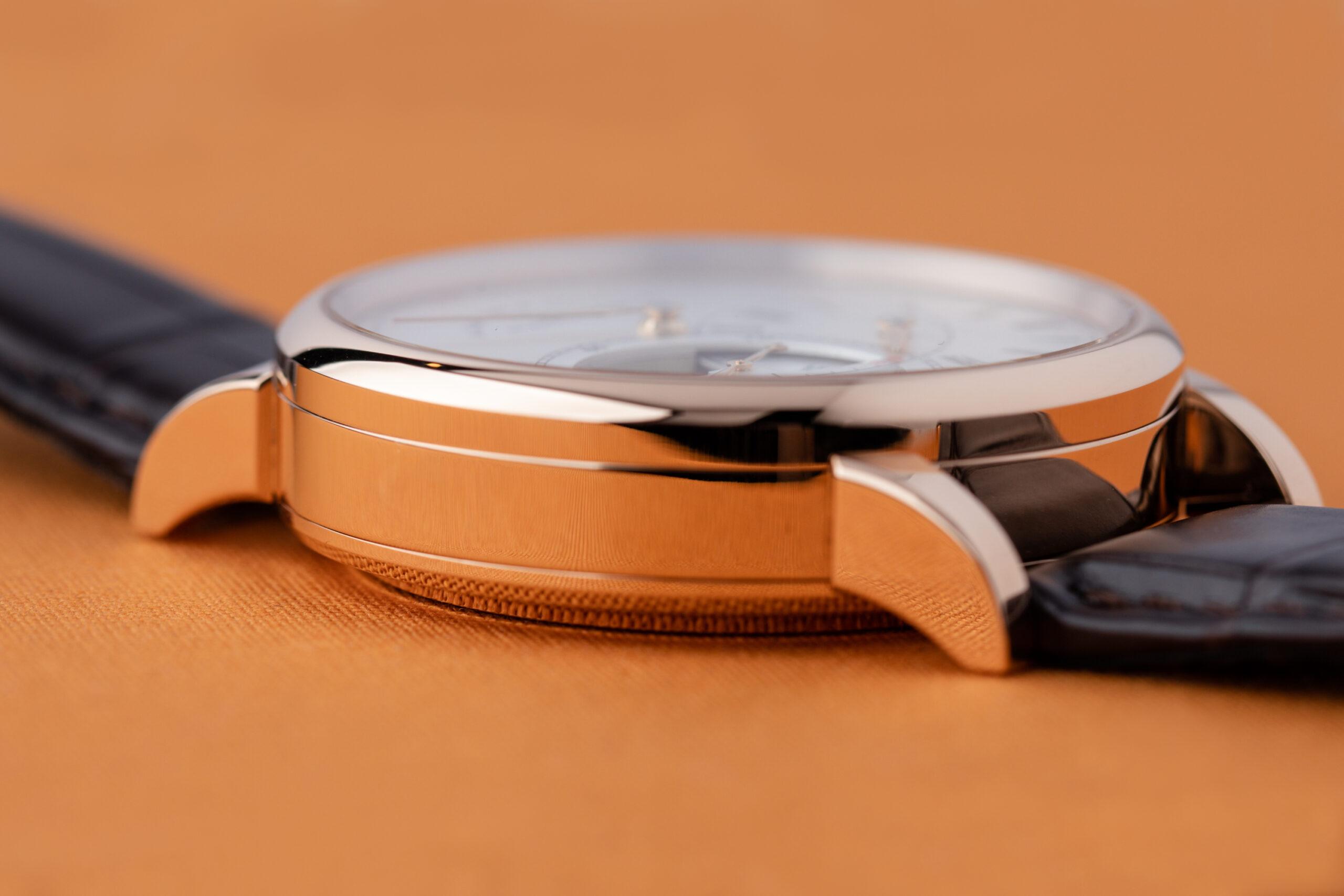 Richard Lange Tourbillon Pour le Merite | Pink Gold