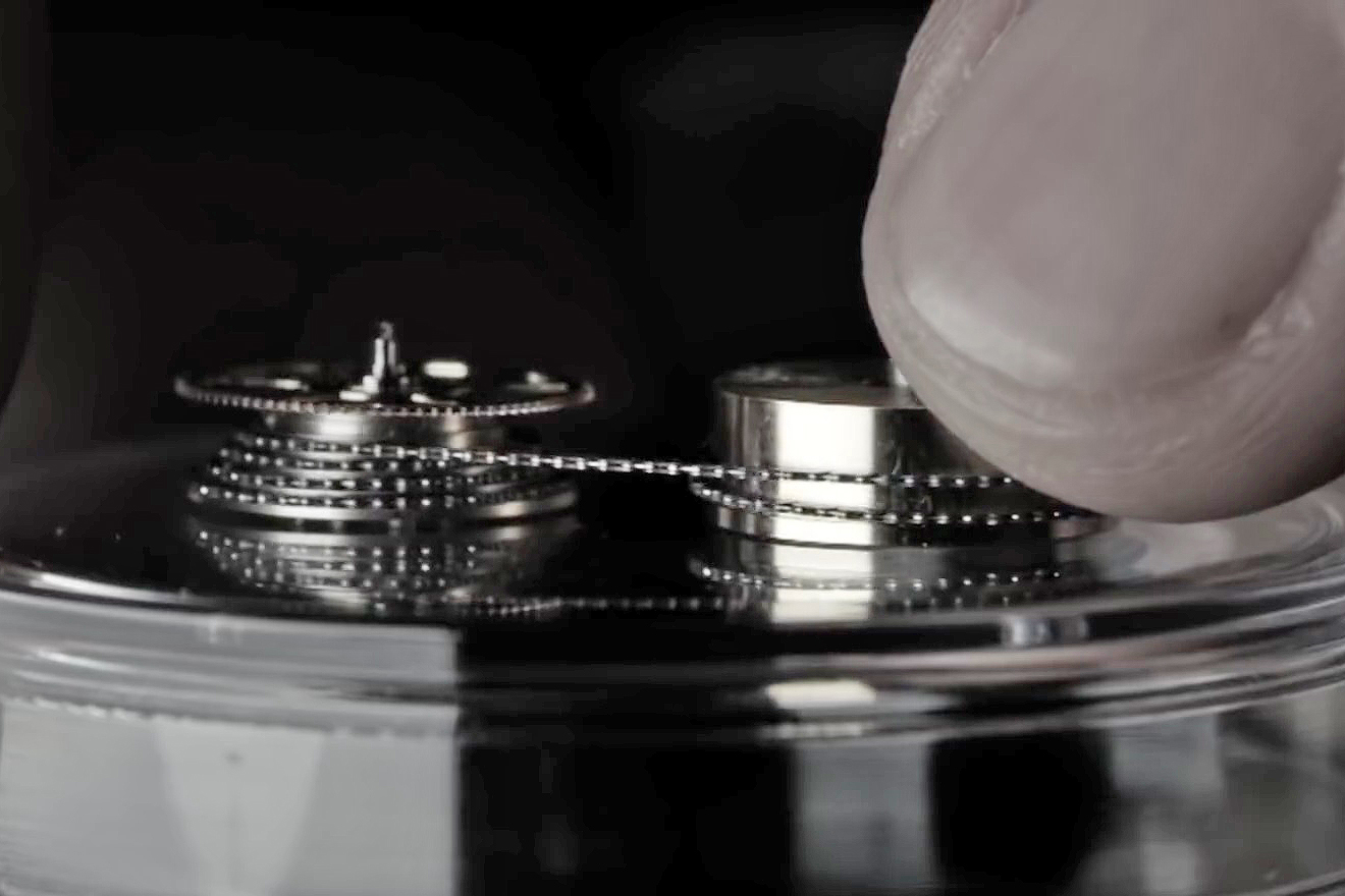fusee and chain mechanism